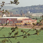 Bau Firmengebäude in Untermaßfeld bei Meiningen
