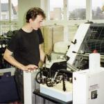 Umrüstung auf Roland 304 im Jahr 1999