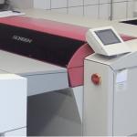 2001 Umstieg auf digitale Druckplattenherstellung